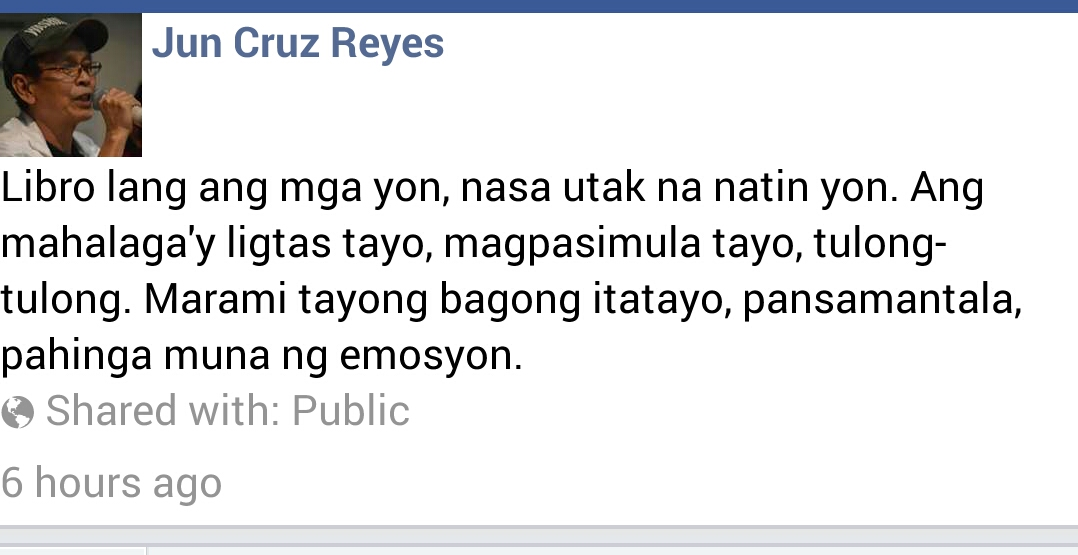 Jun Cruz Reyes