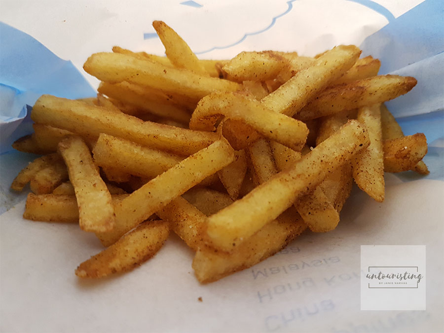 Hot Star Fries
