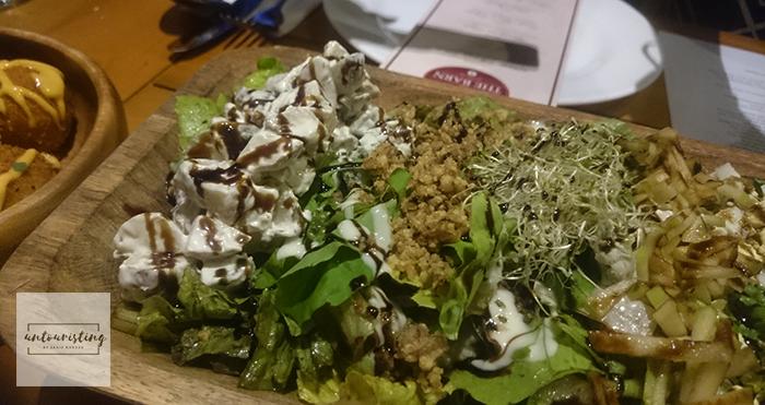 the barn salad