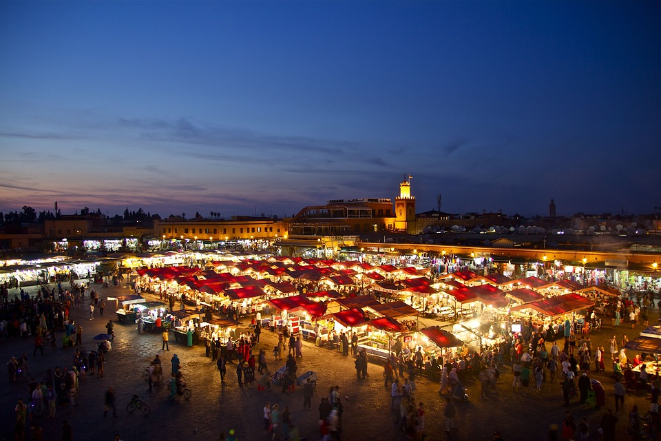 What to do Marrakesh