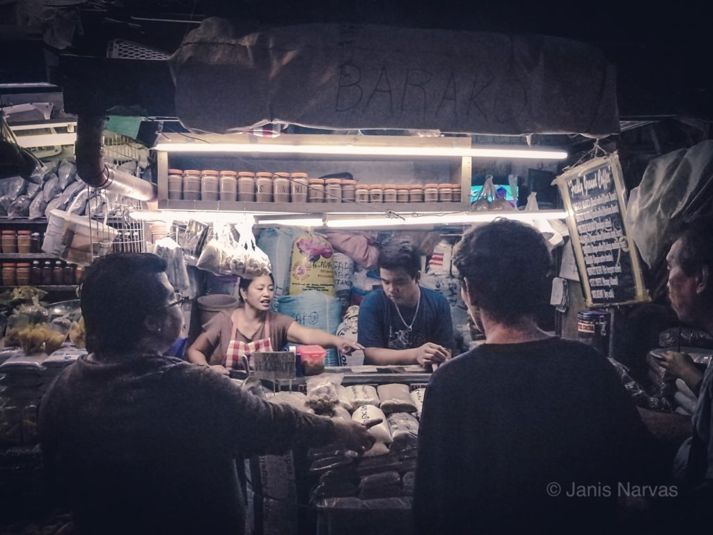Baguio city market