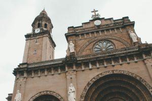 Untouristing Manila Cathedral
